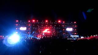 Electric Daisy Carnival 2011 - Paul Oakenfold drops Song For Lisa (Benny Benassi Remix)