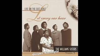 """Trust In God"" (2nd Version)(1996) Williams Sisters"