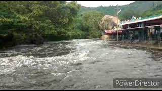 திருமூர்த்தி மலை/Flood in thirumoorthy hills temple / thirumurthy malai