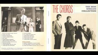 THE CHORDS - The Mod Singles Collection
