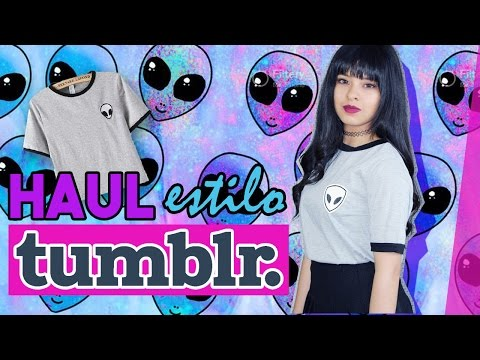 COMPRAS ROPA TUMBLR   HAUL Wholesale Buying