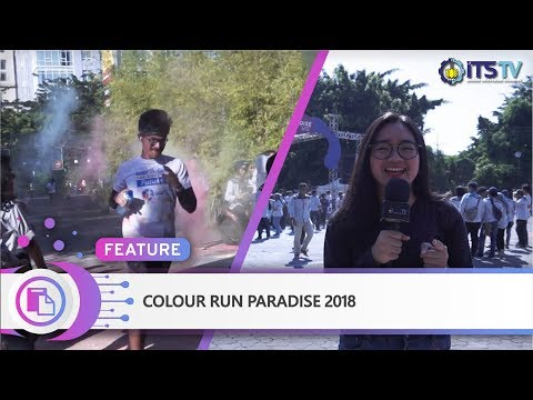 Color Run Paradise 2018