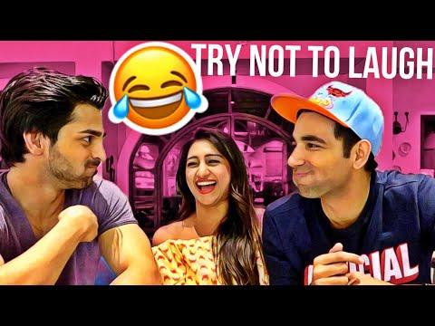 Try Not To Laugh Challenge | Rimorav Vlogs