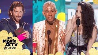 Best Kiss Winners (Compilation) 💋 MTV Movie & TV Awards