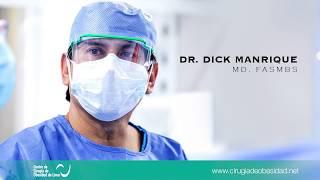Dr. Dick Manrique - Tenemos la Solución para tu caso de Obesidad