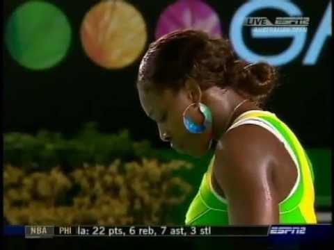 Serena Williams demolishes Maria Sharapova (2007)