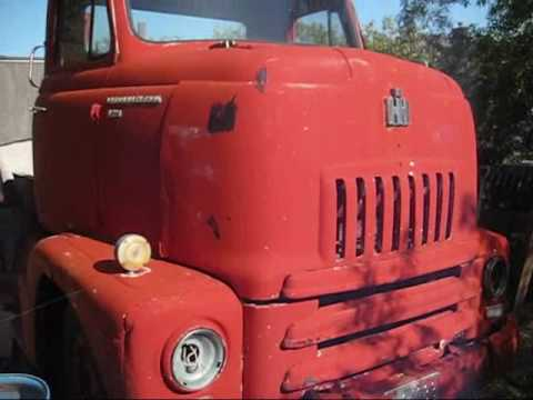 International Harvester Ih R 160 And L 160 Series Cabover Trucks