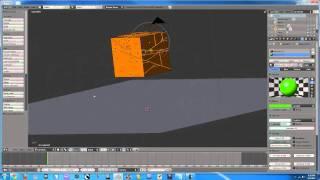 Blender Fracture Tool Tutorial