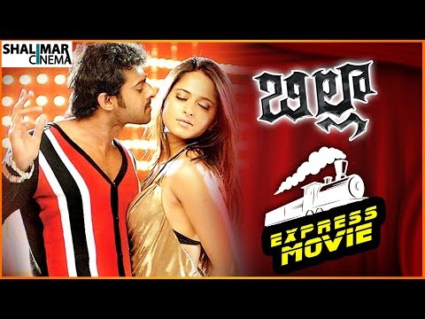 Billa Express Movie || Prabhas, Krishnam...