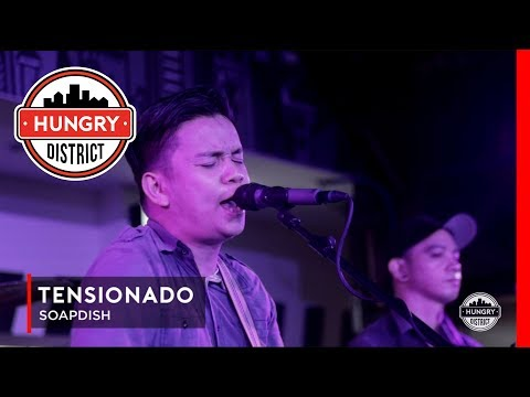 Soapdish - Tensionado | Hungry District