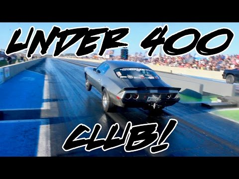 UNDER 400 CLUB! EVERYTHING UNDER 400 CUBIC INCHES AND BAD!
