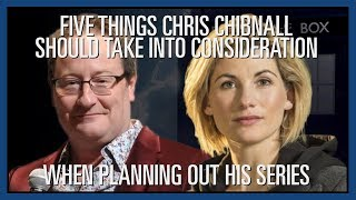 Video Custom Who - Episode 45 - Five Things Chris Chibnall Should Take Into Consideration... download MP3, 3GP, MP4, WEBM, AVI, FLV November 2017