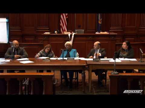 Bronx Currents: Borough Board Meeting December 14th, 2017