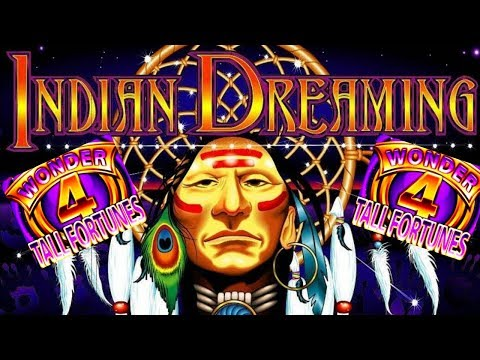 Ultimate Fire Link Slot Machine Max Bet Bonus | MEGABUCKS Slot | W4 Tall Fortunes Indian Dreaming