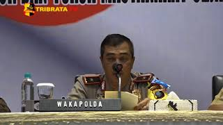 Rapat Koordinasi Silaturahmi Kapoldasu Dan Gubsu Bersama Tokoh Masyarakat