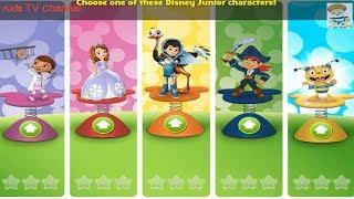 Disney Junior Big Air Adventure FLY with Miles, Sofia, Jake, Doc McStuffins, Henry   Kids TV Channel