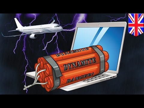 Electronics on airplanes: UK bans large devices in response to laptop bomb threat - TomoNews
