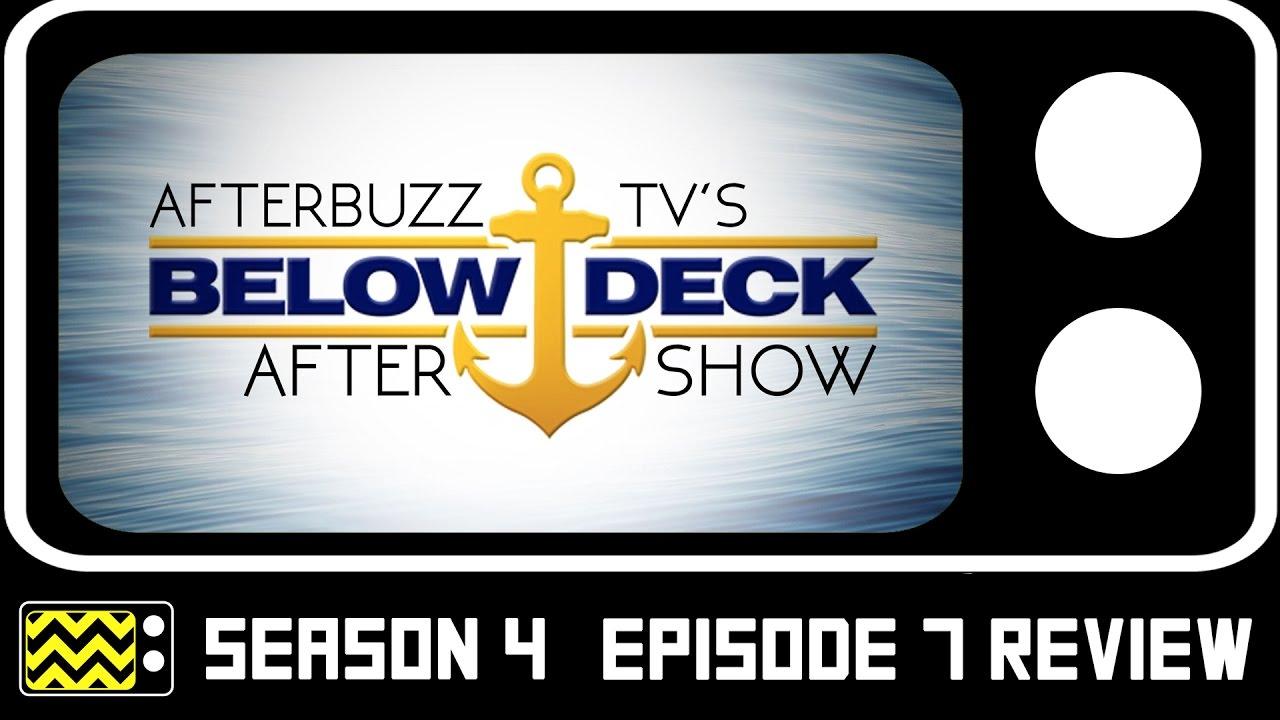 Below Deck Season 4 Episode 7 Review & After Show   AfterBuzz TV