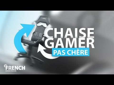 ON TESTE UN SIÈGE GAMER À 150€ !