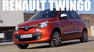 (ENG) Renault Twingo 2014 - Test Drive and Review