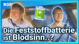 Feststoffbatterie🔋, BVG-Skandal🚌 und Peter Altmaier - Kurt Sigl im Tesla Talk #2
