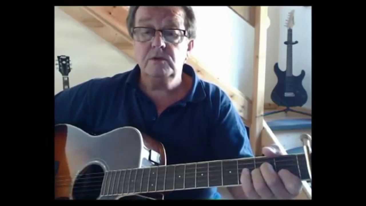 Walking In Memphis Guitar Acoustic Guitar Lesson Marc Cohn