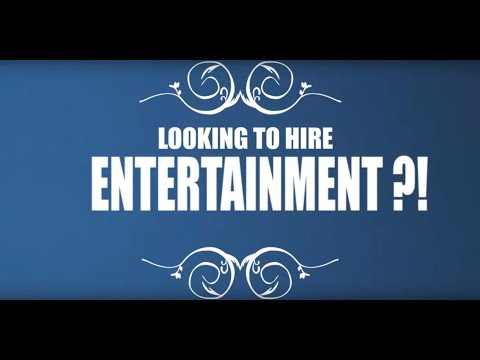 Wedding & Party Entertainment Hire - Singers, Bands, DJs, Magicians, Kids Entertainers & More!