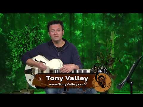 "Guitar Lessons with Tony Valley - Lesson #65 ""This Magic Moment"" Part 1"