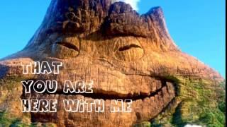 LAVA Lyric Video-A musical short film by Disney Pixar
