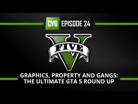 GTA V - GTA 5 o'clock - Graphics, Property and Gangs - The Ultimate GTA V Preview Round Up