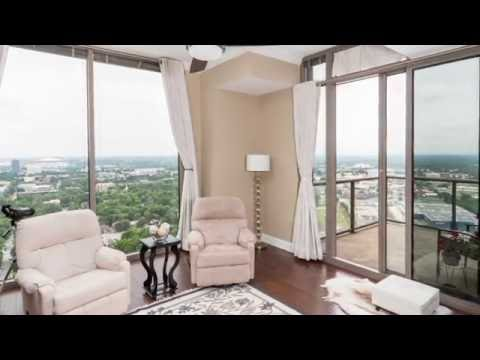 270 17th Atlantic Station, Atlanta Georgia Condo brickNwater Virtual Tour