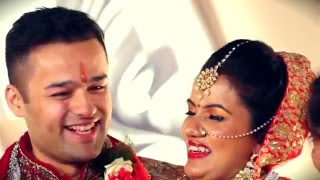 Nandini Eshank wedding ceremony (MANIRAJ FILMS)