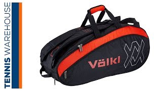Volkl Team & Tour 6 Pack Combi Tennis Bag