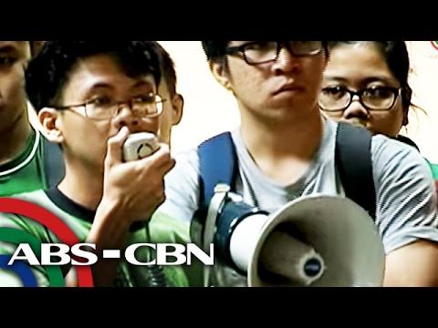 TV Patrol: Mga manggagawa ng minahan, nagprotesta sa DENR