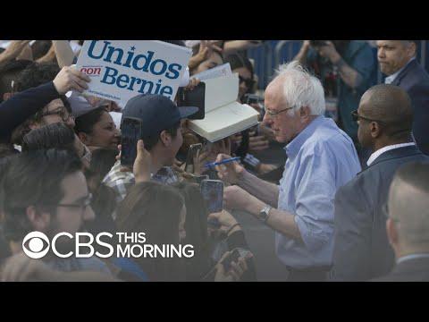 Bernie Sanders To Vote On Super Tuesday