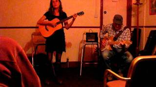 For the Moon, live at the Nova Scotia Folk Club, Bristol UK; Monday 23rd May 2011.