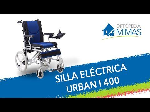 Silla Urban Ruedas 400 Eléctrica De I Youtube rCBxdoe