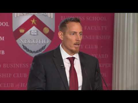 Harvard Faculty Club - Dr. Osborne Discusses Autoimmune Disease