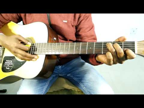 """SAIYAAN - KAILASH KHER """"COMPLETE GUITAR COVER LESSONS/TUTORIAL AND CHORDS"""""""