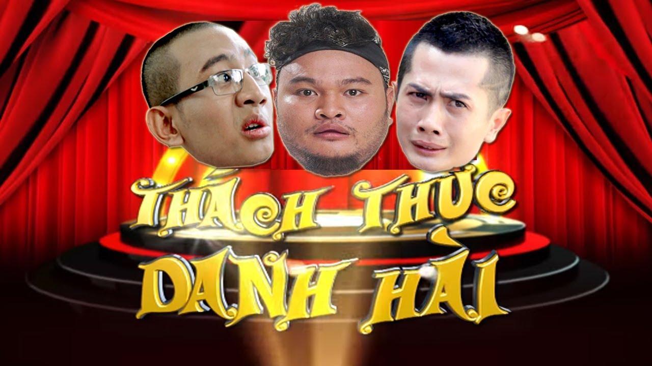 Huỳnh Phương và đồng bọn FAPTV quậy tung sân khấu Thách Thức Danh Hài | SML