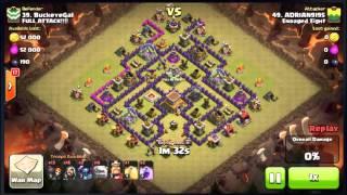 WAR RECAP! Enraged Eight vs FULL ATTACK!!! : MOST INTENSE CLAN BATTLE EVER! :: CLASH OF CLANS