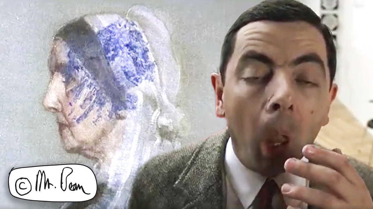 SNEEZING Bean | Mr Bean: The Movie | Funny Clips | Mr Bean Official