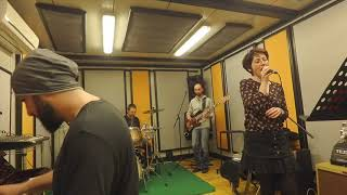 Get Lucky Lula Soul & The Swinger's Tune -Rehearsal Time
