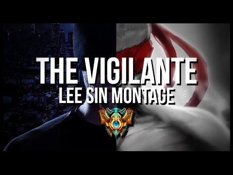 Challenger Lee Sin Montage | The Vigilante