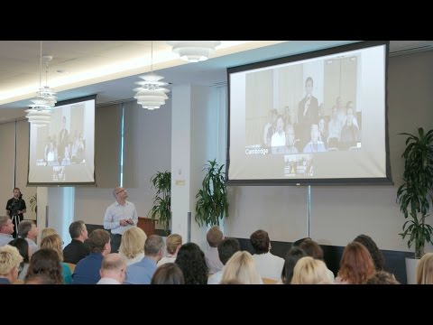 Illumina uses BlueJeans Primetime to engage with employees globally
