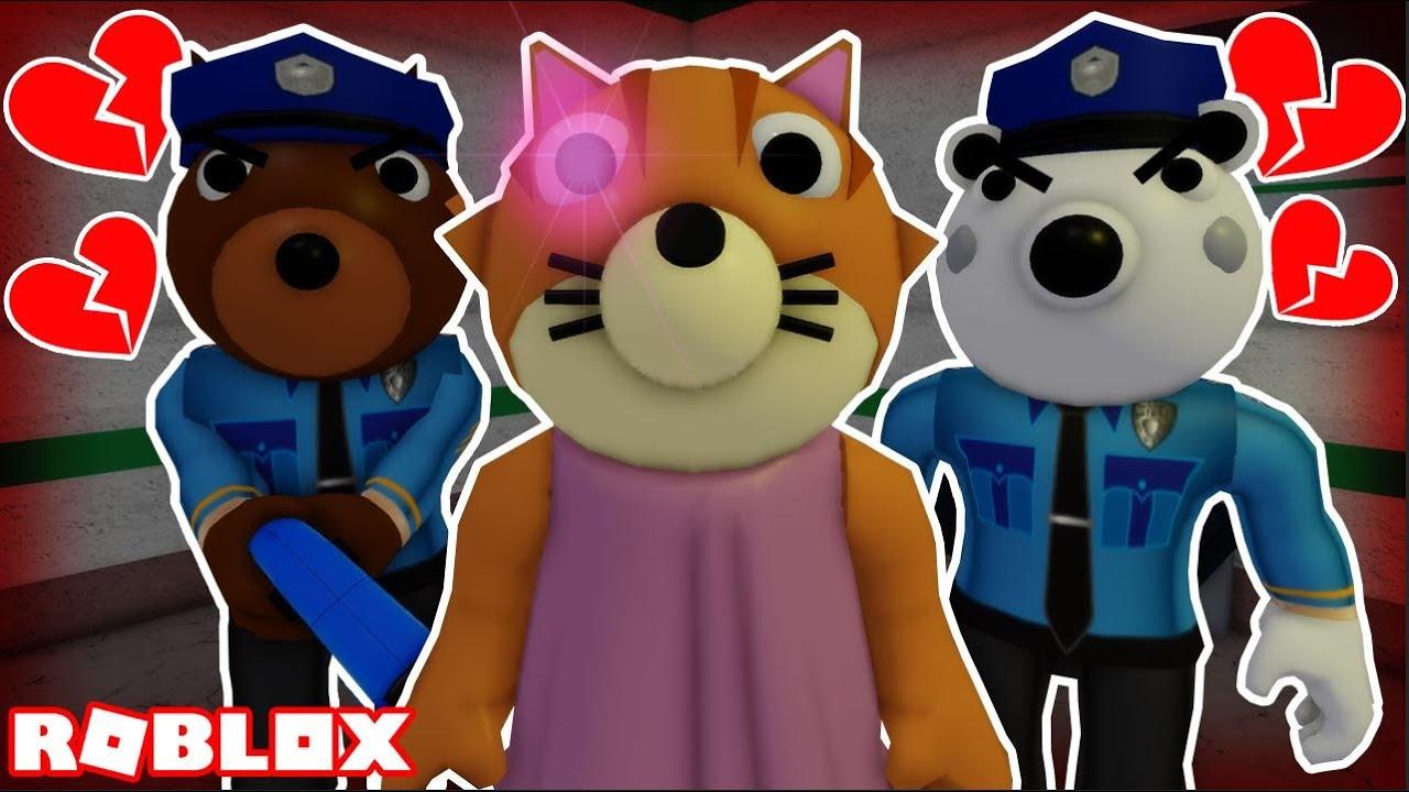 PIGGY - KITTY'S SECRET! (Roblox Piggy Shorts Movie) + Voice Acting!