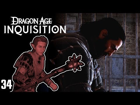 Dragon Age Inquisition - Blackwall's Secret - Part 34