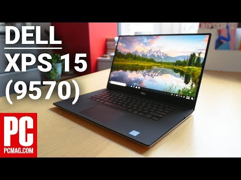 Dell XPS 15 (9570) Review - YouTube