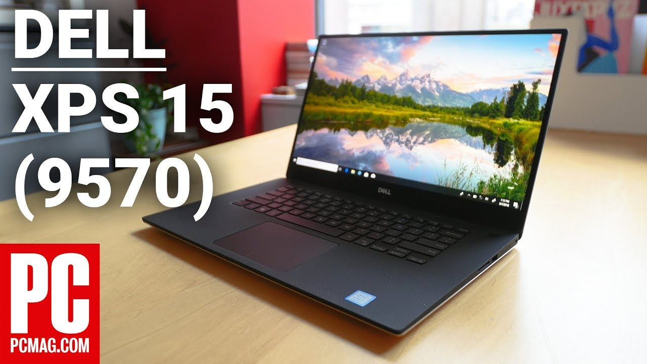Dell XPS 15 (9570) Review