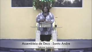 Fabiana Anastácio - Fiel a Mim (Eyshila)